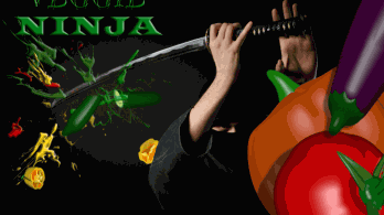 Veggie Ninja - android_tablet4