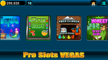 Pro Slots Vegas - iphone