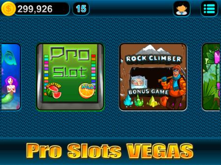 Pro Slots Vegas - ipad2