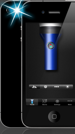 Flashlight for iOS Devices - iphone