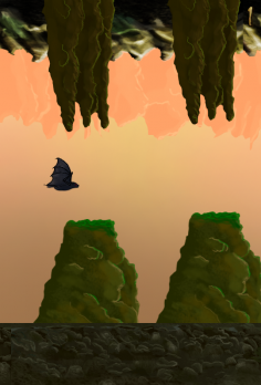 Escape from the cave - android_phone