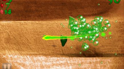 Veggie Ninja - iphone